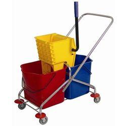Wózek do mopa z wyciskaczem | 41x99,5x(H)86cm