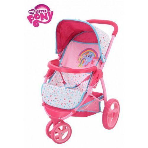 Wózki dla lalek, Wózek dla lalek Jogging My Little Pony - BEZPŁATNY ODBIÓR: WROCŁAW!