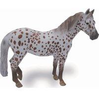 Pozostałe kosmetyki dla dzieci, Klacz british spotted pony maści kasztan leopard xl