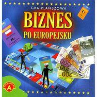 Pozostałe zabawki edukacyjne, Gra ALEXANDER Biznes po Europejsku