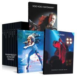 Muniek Najmniejszy Koncert Świata Dvd (Płyta Cd)