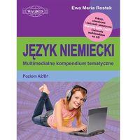 Książki do nauki języka, Język Niemiecki Multimedialne Kompendium Tematyczne (opr. broszurowa)