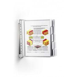 Zestaw ścienny Durable Function Stainless Wall A4 10 paneli mix kolorów 5843-00