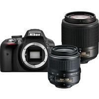 Lustrzanki cyfrowe, Nikon D3300