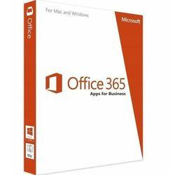 Program Microsoft OFFICE 365 BUSINESS 1U 1Y klucz Darmowy odbiór w 21 miastach!