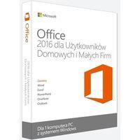 Programy biurowe i narzędziowe, Microsoft Office Home and Business 2016 ESD PL