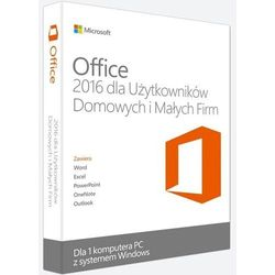 Microsoft Office Home and Business 2016 ESD PL