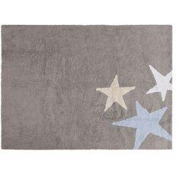 Dywan bawełniany TRES ESTRELLAS - różne kolory - Lorena Canals niebieski