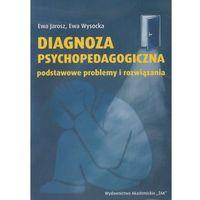 Pedagogika, Diagnoza psychopedagogiczna (opr. miękka)