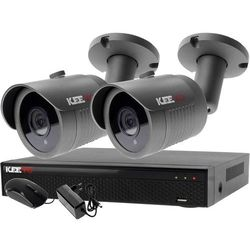 Zestaw 4w1, 2x Kamera FullHD/IR30, Rejestrator 4ch LV-XVR44SE-II chmura