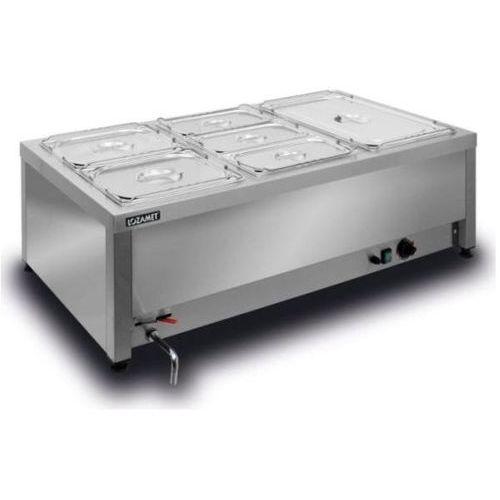 Podgrzewacze i bemary gastronomiczne, Bemar elektryczny stołowy BSW.3GN