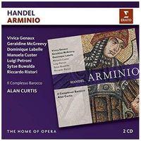 Pozostała muzyka rozrywkowa, HANDEL: ARMINIO - Il Complesso Barocco, Alan Curtis (Płyta CD)