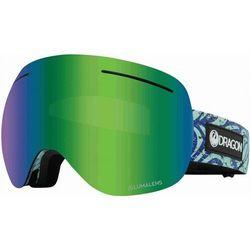 gogle snowboardowe DRAGON - Dr X1 Bonus Tropics Llgrnion+Llamber (340) rozmiar: OS