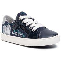 Półbuty i trzewiki dziecięce, Sneakersy GEOX - J Gisli G. B J024NB 01002 CF4N4 M Navy/Turquoise