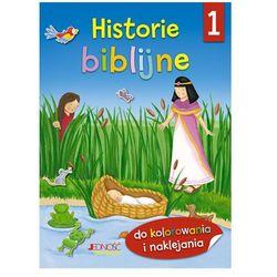 Historie biblijne 1. Do kolorowania i naklejania