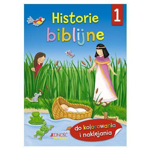 Kolorowanki, Historie biblijne 1. Do kolorowania i naklejania