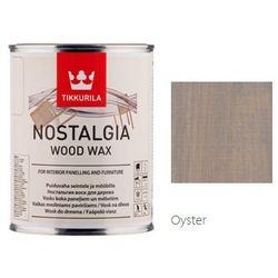 TIKKURILA NOSTALGIA WOOD WAX- wosk do drewna, oyster, 0.9 l