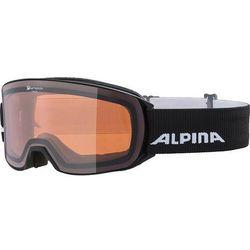 Alpina Alpina Nakiska QH Goggles, black matt 2020 Gogle narciarskie