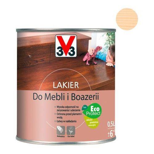 Lakiery, Lakier do mebli V33 bezbarwny połysk 0,5 l