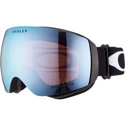 Oakley Flight Deck XM Gogle Kobiety, matte black/w prizm sapphire iridium 2020 Gogle narciarskie