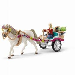 Powóz na wielki pokaz koni Horse Club - Schleich (42467). Wiek: 5+
