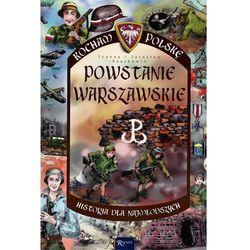 Powstanie warszawskie - Szarko Joanna, Szarko Jarosław (opr. miękka)