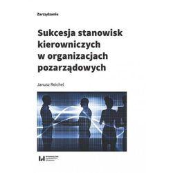 Sukcesja stanowisk kierowniczych w organizacjach pozarządowych (opr. miękka)
