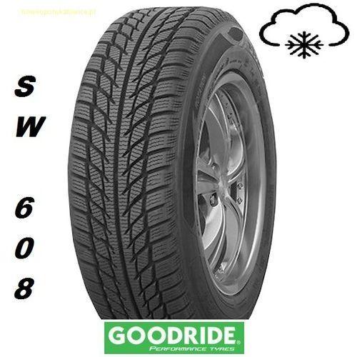 Opony zimowe, Goodride SW608 195/65 R15 91 H