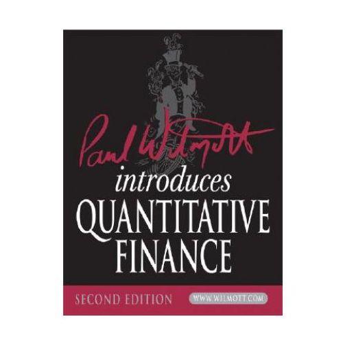 Biblioteka biznesu, Paul Wilmott Introduces Quantitative Finance (opr. miękka)