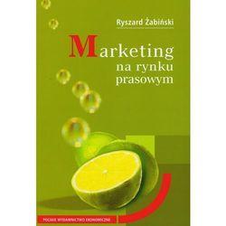 Marketing na rynku prasowym (opr. miękka)