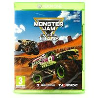 Gry na Xbox One, Monster Jam Steel Titans (Xbox One)