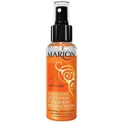 Marion Hair Line Ultralekka odżywka z olejkiem arganowym - Marion OD 24,99zł DARMOWA DOSTAWA KIOSK RUCHU