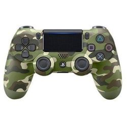Sony Playstation 4 Dualshock v2 - Green Camo - Gamepad - Sony PlayStation 4