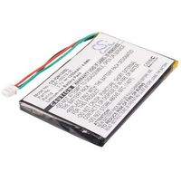 Zasilanie do nawigacji, Garmin Nuvi 1300 / 361-00019-16 1250mAh 4.63Wh Li-Polymer 3.7V (Cameron Sino)