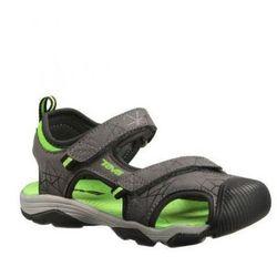 Sandały dziecięce TEVA Kid's Toachi 3 zielony/ khaki/ szary 99 (-53%)