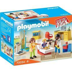 Playmobil 70034 Lekarz dziecięcy - zestaw startowy