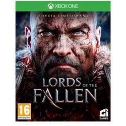 Lords of the Fallen Edycja Limitowana Gra Xbox One CI GAMES