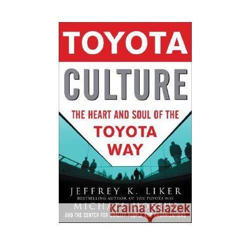 Biblioteka biznesu, Toyota Culture