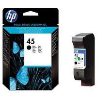 Akcesoria do faksów, HP tusz Black Nr 45, 45G, 51645G