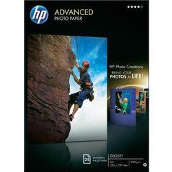 HP Advanced Photo Glossy A4 25ark Q5456A - KURIER UPS 14PLN, Paczkomaty, Poczta