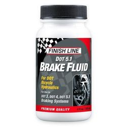 Płyn hamulcowy Finish Line Brake Fluid Dot 5.1 120 ml