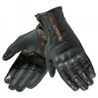 Rękawice motocyklowe, RĘKAWICE REBELHORN OPIUM II RETRO LADY CE BLACK