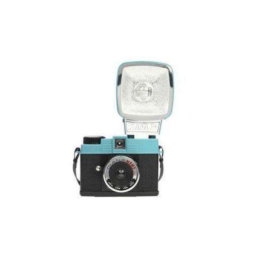Aparaty analogowe, Lomography Diana Mini And Flash aparat z lampą