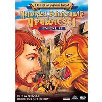 Filmy animowane, Daniel w jaskini lwów - film DVD