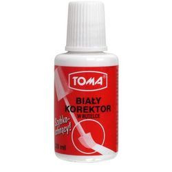Korektor z gąbką Toma TO-018
