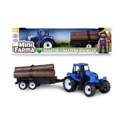 Traktory dla dzieci, Mini Farma Traktor z maszyną rolniczą. Darmowy odbiór w niemal 100 księgarniach!