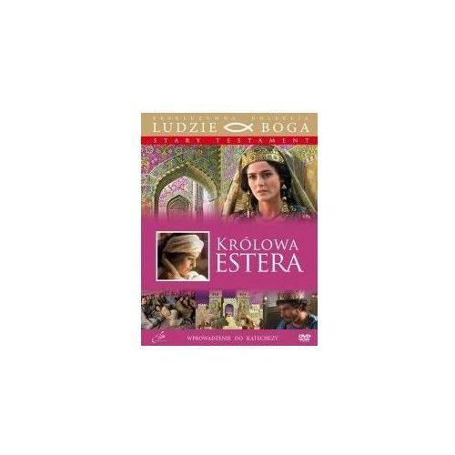 Filmy religijne i teologiczne, KRÓLOWA ESTERA + film DVD - KRÓLOWA ESTERA + film DVD wyprzedaż 02/2020 (-20%)