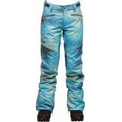 spodnie NIKITA - White Pine Pant Textured Print Textured Print (TEX)