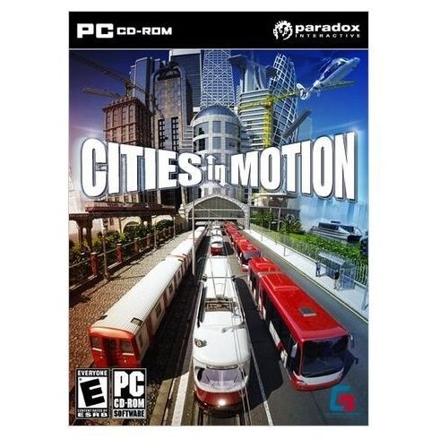 Gry na PC, Cities in Motion Collection - K00576- Zamów do 16:00, wysyłka kurierem tego samego dnia!