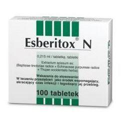 ESBERITOX N, 100 TABLETEK